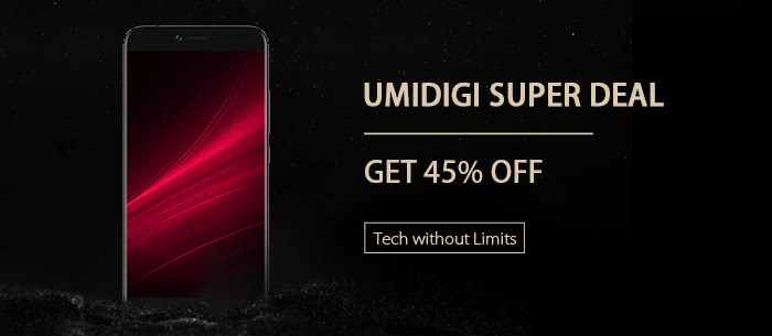 UMIDIGI SUPER DEAL