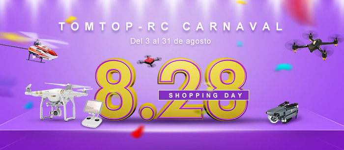 TOMTOP-RC Carnival