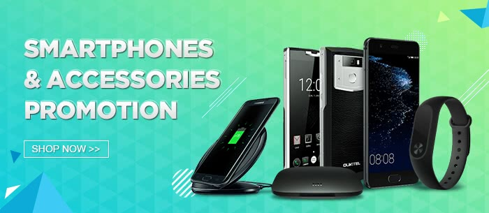 Smartphones & Accessories Promotion