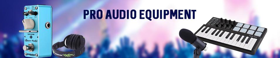 Pro Audio Equipment