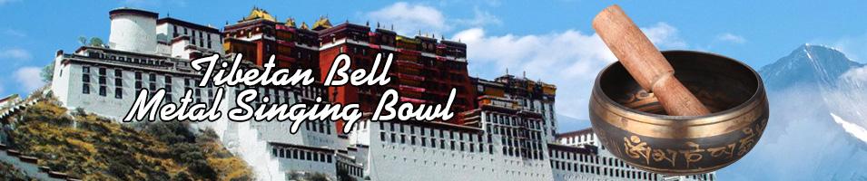 Tibetan Bell Metal Singing Bowl