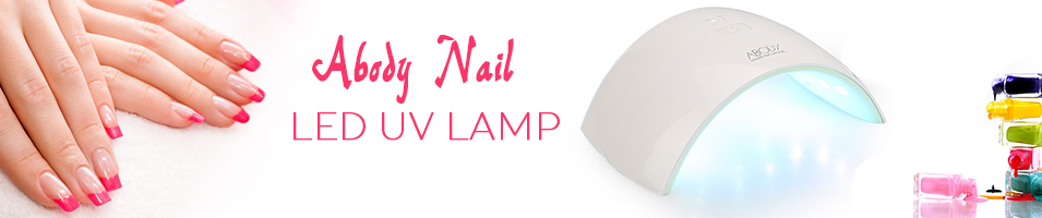 Abody Nail LED UV Lamp