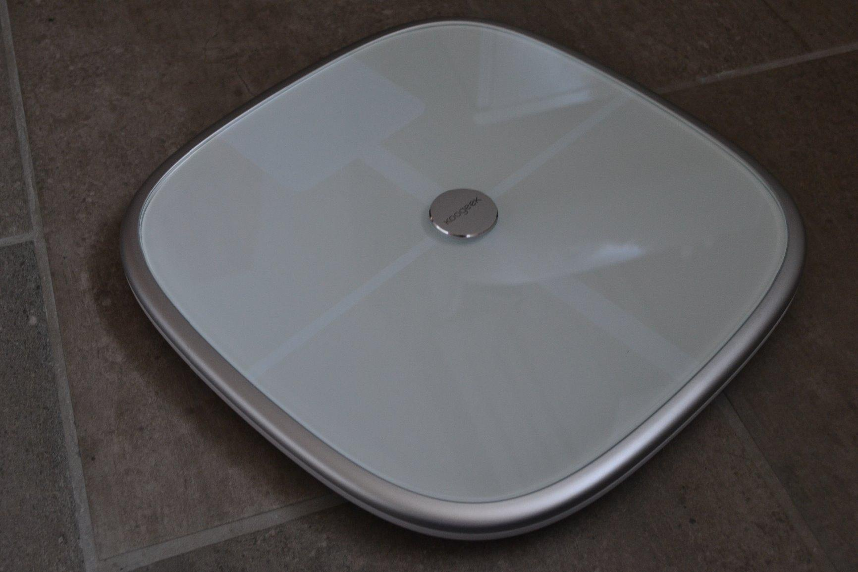 Koogeek Smart Health Scale Bluetooth Wifi Sync Measures