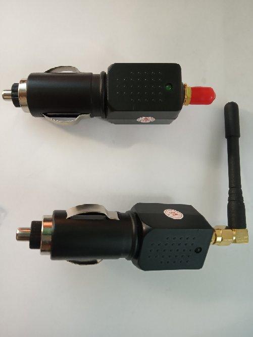 Car GPS Blocker Anti Signal Tracking Blocker Car Cigarette Lighter Power  Supply