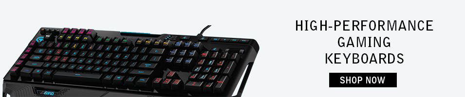 HIGH-PERFORMANCE GAMING KEYBOARDS
