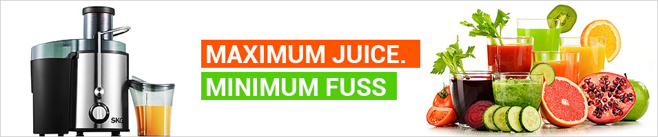 Maximum juice