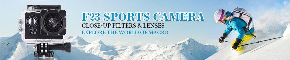 F23 Sports Camera