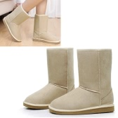 HOT Unisex Winter Warm Snow Half Boots Shoes 6 Colors