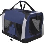 Medida L, bolsa de transporte mascotas portátil,plegable y ventanillas