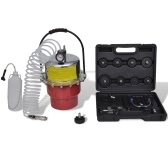 Pneumatic Air Pressure Bleeder Tool Set