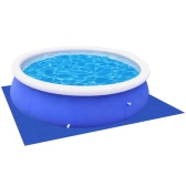Pool Ground Cloth PE Round Pool Sheet 450 / 457 cm