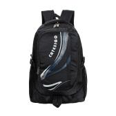 Fashion Print Large Capacity Multi Pockets Boys Girls Backpack