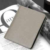 New Fashion Men Wallet High Quality PU Leather Short Card Holder Foldable Business Wallet