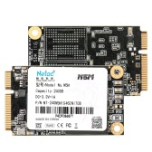 Netac N530M 240GB mSATA 6Gbp/s High Speed SSD Internal Solid State Drive TLC Flash