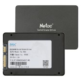 "Netac N6S 60GB 2.5"" SATA III 3.0 6Gbp/s High Speed SSD Internal Solid State Drive MLC Flash 128MB Cache"
