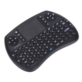 iPazzPort 2.4G Mini Wireless QWERTY Keyboard and Touchpad Mouse Combo for Android TV Box/Google TV Box/PC/Pad KP-810-21S