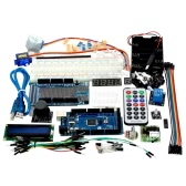 Microcontroller Development Type-C Experiment Kit for Arduino (Works with Official Arduino Boards)