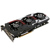 Colorful NVIDIA GeForce GTX iGame 1070 GPU 8GB 256bit Gaming GDDR5 PCI-E X16 3.0 VR Ready Video Graphics Card DVI+HDMI+3*DP Port with Three Cooling Fan