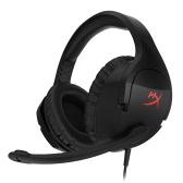 Kingston HyperX Cloud Stinger Gaming Headset Esport Stereo Headphone Earphone Over Ear for PC/Xbox One/PS4/Wii U HX-HSCS-BK/AS