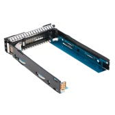 "For HP G8 Gen8 3.5"" Drive Caddy LFF SAS SATA HDD Tray Bracket 651314-001"