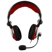 Gaming Headset Headphone Earphone Over Ear 3.5mm with Microphone for PS4/XBOX ONE/WII/3DS/PC