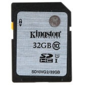 Kingston Class 10 16GB SDHC Memory Card 45M/s for Cellphone Camera HD Video