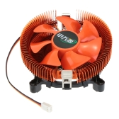 ZHONGTIANYUAN CPU Cooler Radiator Aluminum for Intel LGA775/1155/1156 AMD Am2 AMD S-754/939/940