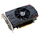 Colorful 2048MB NVIDIA GeForce GT 730 GPU 2GB 64bit DVI+VGA+HD Port DDR5 PCI-E X16 2.0 Video Graphics Card with One Cooling Fan