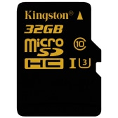 Kingston Gold Micro SD Card 32GB Memory Card UHS-I Speed Class 3 (U3) High Speed 90MB/s for Smartphone Tablet
