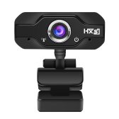 HXSJ S50 HD Webcam Desktop Laptop Web Camera 720P Web Cam CMOS Sensor with Built-in Microphone for Video Calling