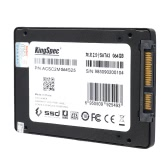 "KingSpec SATA 3.0 2.5"" 128GB MLC Digital SSD with Cache for PC"