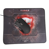 Motospeed P70 11.4inch Locking Edge Rubber Large Gaming Mouse Pad Mat