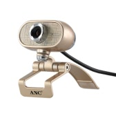 Aoni ANC HD 1080P Webcam USB Camera High Definition 1920x1080 Web Cam with Microphone for Smart TV PC Computer Laptop Desktop