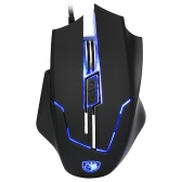 SADES Q7 USB Professional Gaming Mouse 7 Buttons 5 LED Lights DPI