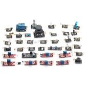 37-in-1 Sensor Module Kit for Arduino (Works with Official Arduino Boards)