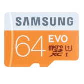 SAMSUNG UHS-I Class 10 64GB 48MB/s High Speed MicroSD TF Flash Memory Card for Phone Camera Tablet