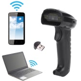 BP High Speed Bluetooth Wireless & USB 2.0 Wired Automatic Barcode Scanner Handheld Scanning Bar Code Reader