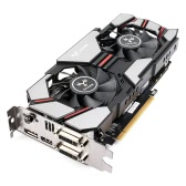 Colorful 2048MB NVIDIA GeForce GTX960 GPU 2GB 128bit 2*DVI+HD+DP Port DDR5 PCI-E X16 3.0 Video Graphics Card with Dual Cooling Fan