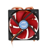 PCCOOLER 2 Heatpipes Radiator Graphics Card Cooler for NVIDIA AMD Cooling VGA Fan 100mm PWM Fan