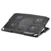 Portable USB Notebook Laptop Cooler Pad Cooling Base Chill Mat Radiator up to 2000RPM for No More Than 15.6""