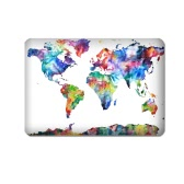 High Quality Fashion Cute Patterns Sticker Decal Protective Hard Case Cover for Mac Guard MacBook 12 MacBook Air 11/13 MacBook Pro Retina 13/15 A1706