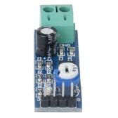 LM386 チップ 200 ゲイン オーディオ アンプ モジュール 青 Arduino DIY用