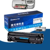 Black Toner Cartridge Compatible for HP LaserJet Pro P1560/P1566/P1606/P1606dn/M1536dnf for Canon IC MF4410/4412/4420n/4450/4452/4550d/4570dn/D520