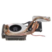 CPU Cooling Fan Cooler & Heatsink for Lenovo ThinkPad R61 R61e R61i Laptop PC 3 Pin 3-Wire