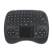iPazzPort Wireless Mini QWERTY Keyboard with Backlit and Mouse Touchpad KP-810-21TL for Android TV Box Raspberry Pi HTPC Smart TV