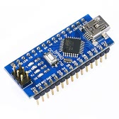 DIY Mini Nano 3.0 Atmel Atmega328P Mini-USB Board w/ USB Cable for Arduino