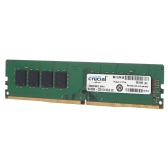 Crucial DDR4 Memory 8GB 2133MHz MT/s CL1.5 1.2V PC4-17000 UDIMM 288-pin for Desktop CT8G4DFD8213