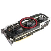 Colorfire AMD Radeon RX 480 Ustorm GPU 8GB 256bit Gaming GDDR5 PCI-E X16 3.0 VR Ready Video Graphics Card DP+HDMI+DVI Port with Three Cooling Fan