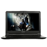 """HASEE Z7-KP7S1 Laptop Notebook PC 15.6"""" IPS 1920*1080 HD Display for Intel i7-7700HQ Processors GTX1060 6G GDDR5 8GB DDR4 256G SSD 1T HDD"""