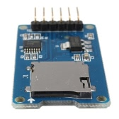 SPI MicroSD Card Adapter v0.9b for Arduino (Works with Official Arduino Board)